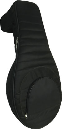 Viking Lute Bag Semi solid Lute bag with plush black interior. Black exterior