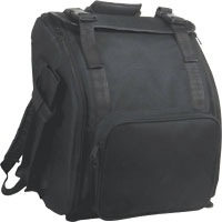 Viking Premium Melodeon Carrying Bag Quality rucksack style. Ideal for standard sized 2 row melodeons