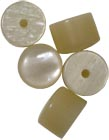 Sherwood Flat Bass Melodeon Buttons Bag of 5 buttons suitable for Scarlatti Nero/Rosso melodeons