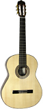 Carvalho Classical Guitar, 5S Solid spruce top, walnut back and sides.
