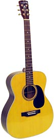 Blueridge 000 Contemporary Guitar Solid Sitka top, rosewood back & sides 28 style. OOO Style (small bodied).