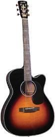 Gospel Guitar, 14-Fret 000 wit