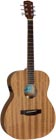 Ashbury Electro Acoustic Guitar, Mahog Electro acoustic with a mahogany top and mahogany 000 body.
