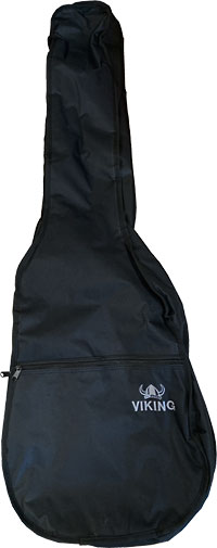 Ashbury Standard Electric Guitar Bag Tough black nylon outer with 5mm padding & external pockets.