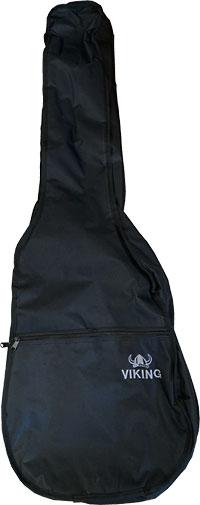 Ashbury Standard Electric Guitar Bag Tough black nylon outer with 5mm padding & external pockets.