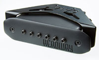 Headway Active Magnetic Soundhole P/U True Humbucking pickup with High Magnetic Steel Core and Poles