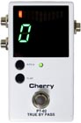 Cherry Chromatic Pedal Tuner Easy to read digital display. True bypass.