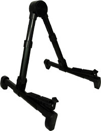 Viking Folding Guitar Stand A stand for all stringed instruments. Extendable in height and width.