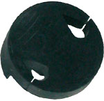 Viking Tourte Violin Mute Small rubber mute that rests on the bridge and hooks onto the D & A string