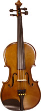 Cremona Full Size Violin outfit Cremona SV-75 Premier Novice Violin Full Size with Dyed Rosewood Fingerboard.