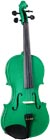 Cremona Full Size Violin, Green SV-75GN 4/4 Violin Outfit in Green.