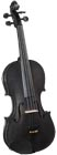 Cremona 1/4 Size Violin Outfit, Black US-made Prelude strings, the educator's preferred strings for students.