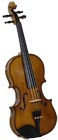 Cremona 1/8 Size Violin Outfit US-made Prelude strings, the educator's preferred strings for students.