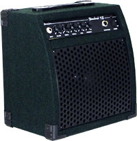 Ashbury 15w Bass Amp 15watt RMS, 1 x 6.5inch speaker.