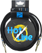 Leem Hotline 10ft (3m) Cable SS High quality instrument cable.1/4