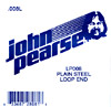John Pearse Plain loop end string .008 John Pearse. Single string