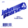 John Pearse Plain Ball end string .011 Single string
