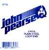 John Pearse Plain loop end string .016 John Pearse. Single string