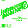John Pearse Phosphor bronze ball end .032 John Pearse. Single string