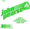 John Pearse Phosphor bronze loop end .038 John Pearse. Single string