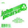 John Pearse Phosphor bronze loop end .040 John Pearse. Single string
