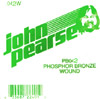 John Pearse Phosphor bronze ball end .042 John Pearse. Single string