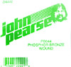 John Pearse Phosphor bronze ball end .044 John Pearse. Single string