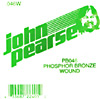 John Pearse Phosphor bronze ball end .046 John Pearse. Single string