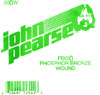 John Pearse Phosphor bronze ball end .050 John Pearse. Single string